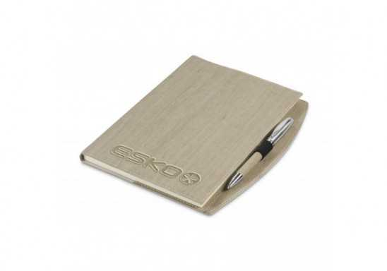 Oakridge Arc Notebook - Beige