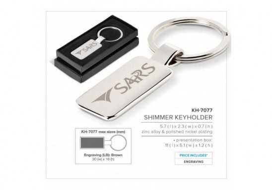 Shimmer Keyholder