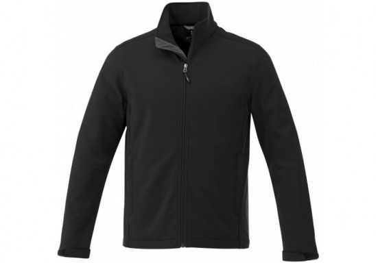 Mens Maxson Softshell Jacket - Black