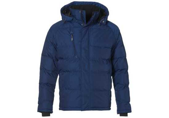 Elevate Balkan Mens Insulated Jacket - Blue