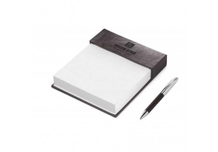 Renaissance Notepad - Black