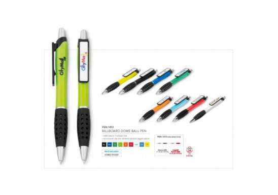 Billboard Ball Pen