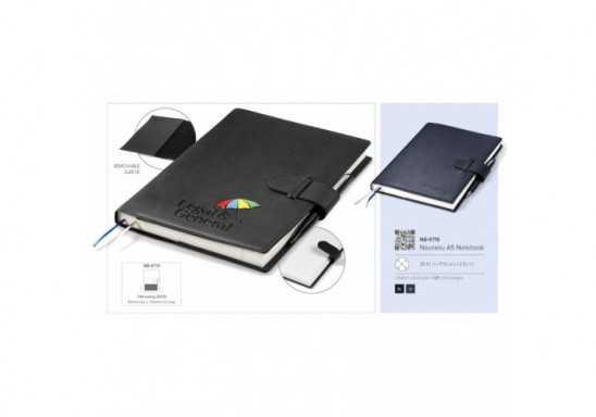 Nouveau A5 Notebook