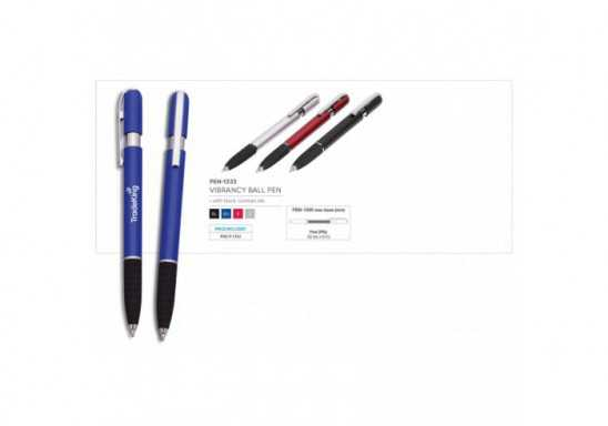 Vibrancy Ball Pen