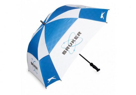Slazenger Cube Golf Umbrella-Blue Only
