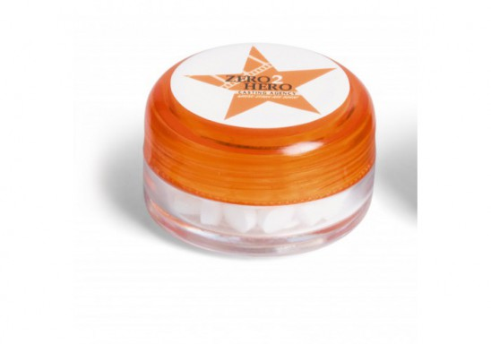 Sweet-Tooth Candy Jar - Orange Only
