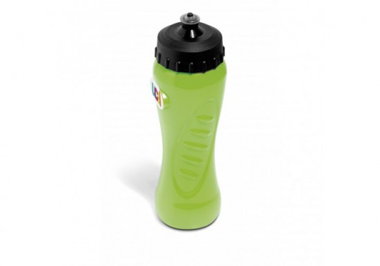 Curves-750 Water Bottle - 750ml - Lime Only
