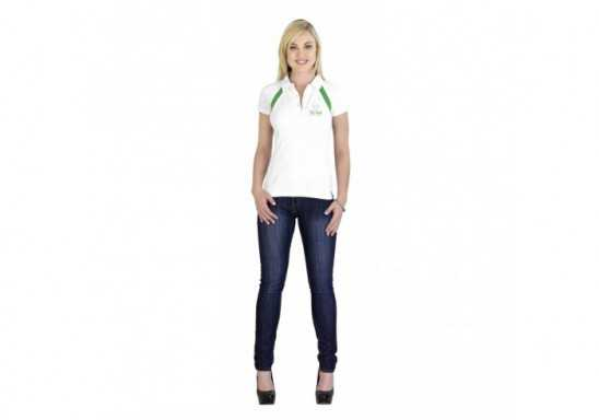 Slazenger Jebel Ladies Golf Shirt