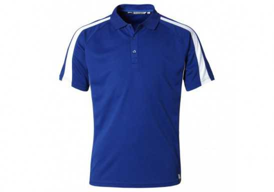 Slazenger Horizon Mens Golf Shirt - Royal Blue