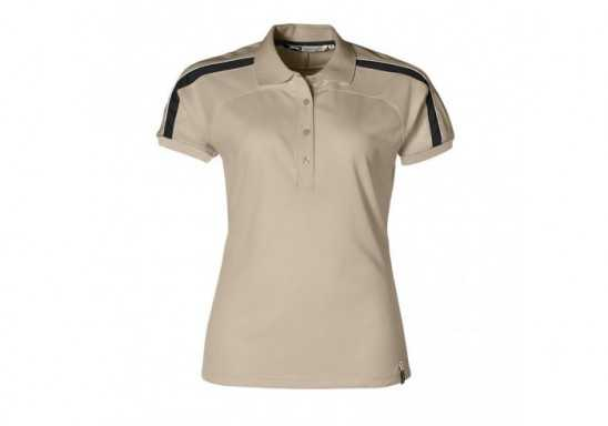 Slazenger Trinity Ladies Golf Shirt - Khaki