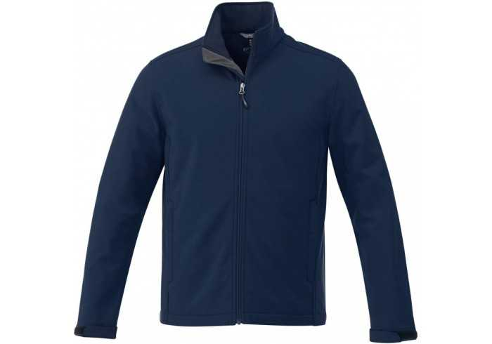 Mens Maxson Softshell Jacket - Navy