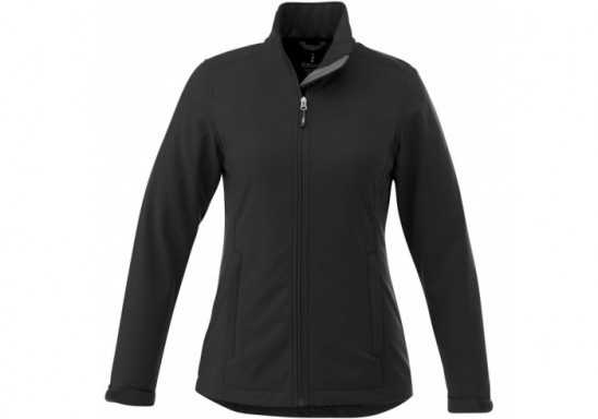Ladies Maxson Softshell Jacket - Black