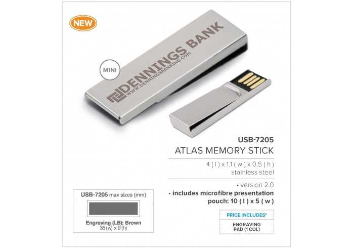 Atlas Memory Stick