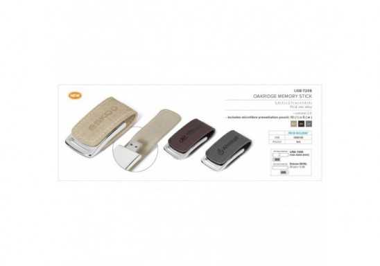 Oarkridge Memory Stick - 8GB