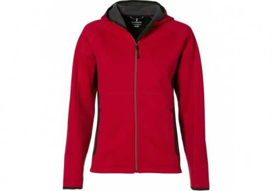 Elevate Ferno Ladies Bonded Knit Jacket - Blue