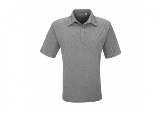 Slazenger Triumph Mens Golf Shirt - Grey
