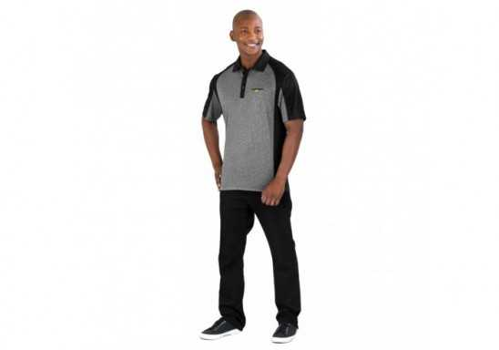 Slazenger Mens Matrix Golf Shirt
