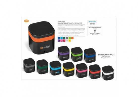 Bandit Bluetooth Speaker