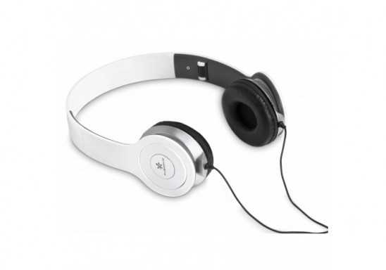 Frequency Headphones - White