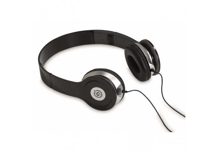 Frequency Headphones - Black