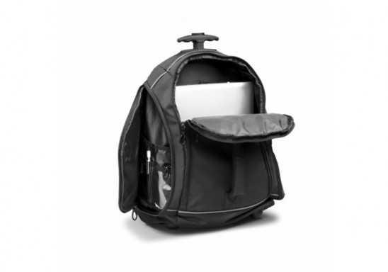 Enterprise Laptop Trolley Backpack