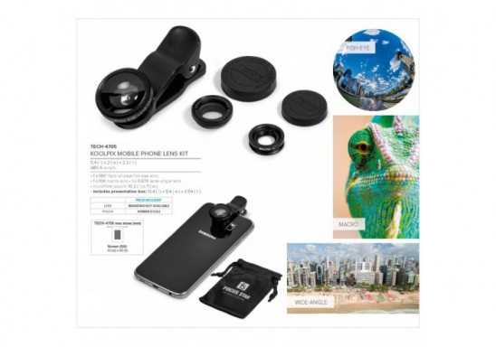 Koolpix Mobile Phone Lens Kit