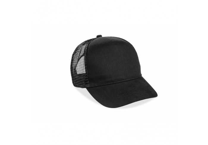 Tucson Trucker Cap - Black