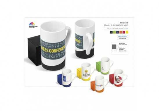 Flash Sublimation Mug - 330Ml