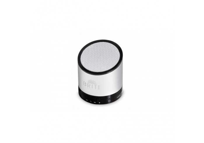 Quake Bluetooth Speaker - Silver