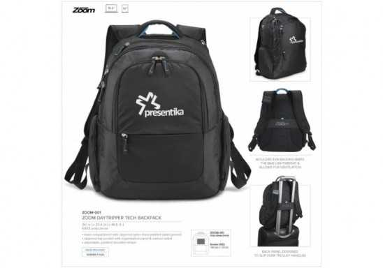 Zoom Daytripper Tech Backpack