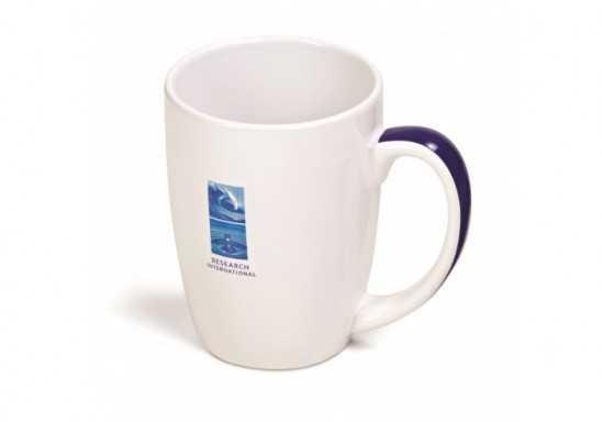 Crescent Sublimation Mug - 325Ml - Black