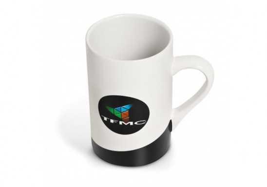Flash Sublimation Mug - 330Ml - Black