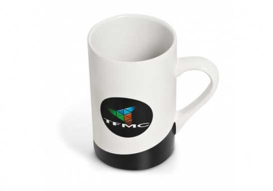 Flash Sublimation Mug - 330Ml - Black