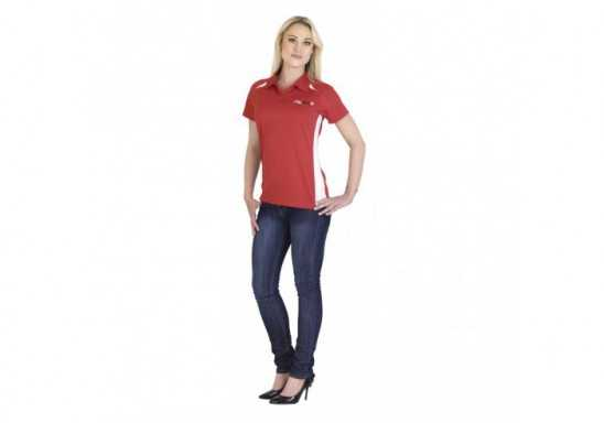 Splice Ladies Golf Shirt