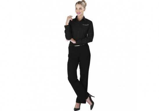 US Basic Washington Ladies Long Sleeve Shirt