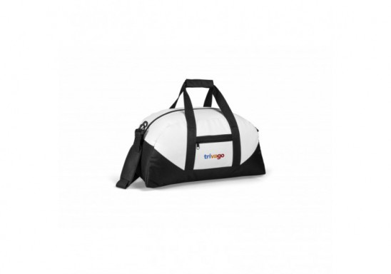 Horizon Sports Bag - Solid White Only