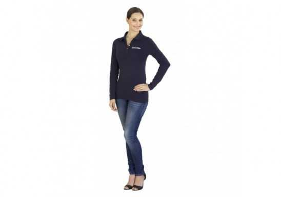 Slazenger Zenith Ladies Long Sleeve Golf Shirt