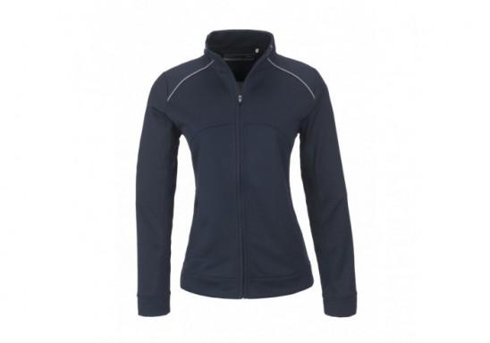 Drytec Edge Ladies Full-Zip Jacket - Black