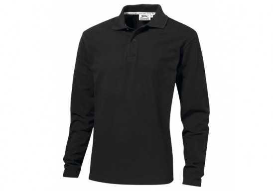 Slazenger Zenith Mens Long Sleeve Golf Shirt
