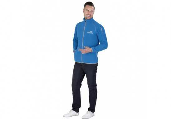 Slazenger Ignition Mens Micro Fleece Jacket