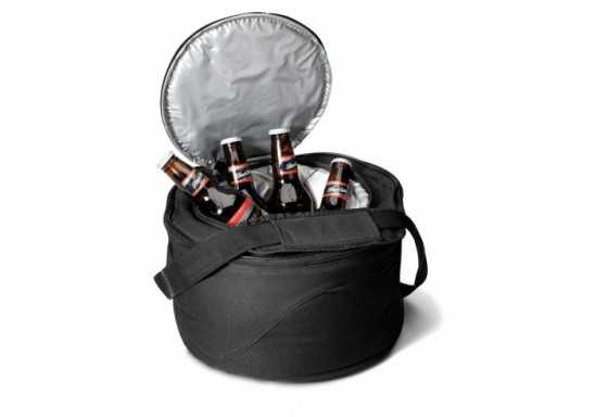 Outback BBQ And Cooler - Black