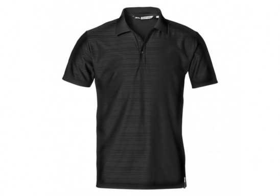 Slazenger Viceroy Mens Golf Shirt - Black