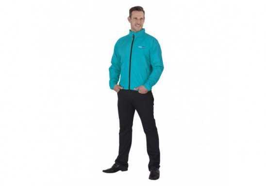 Slazenger Trainer Mens Jacket - Aqua
