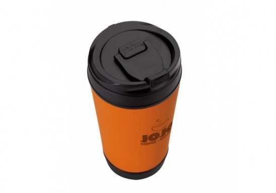 Perka Soft-Touch Mug 500Ml - Orange