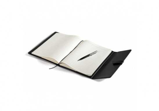 Tribeca Maxi Notebook - Black