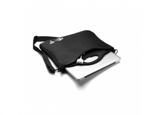 Supernova Laptop Sleeve - Black