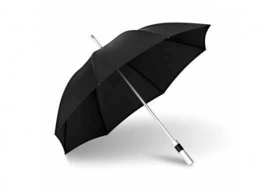 Turnberry Golf Umbrella - Black
