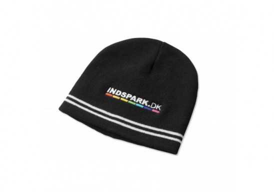 Team Colours Beanie - Black