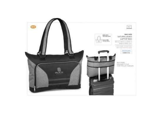 Saturn Ladies Laptop Bag