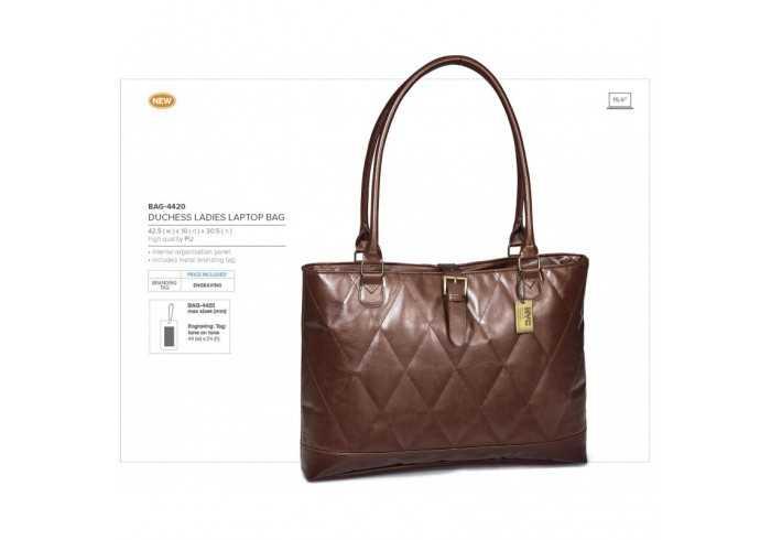 947666e655 Duchess Ladies Laptop Bag - Inter Branding SA